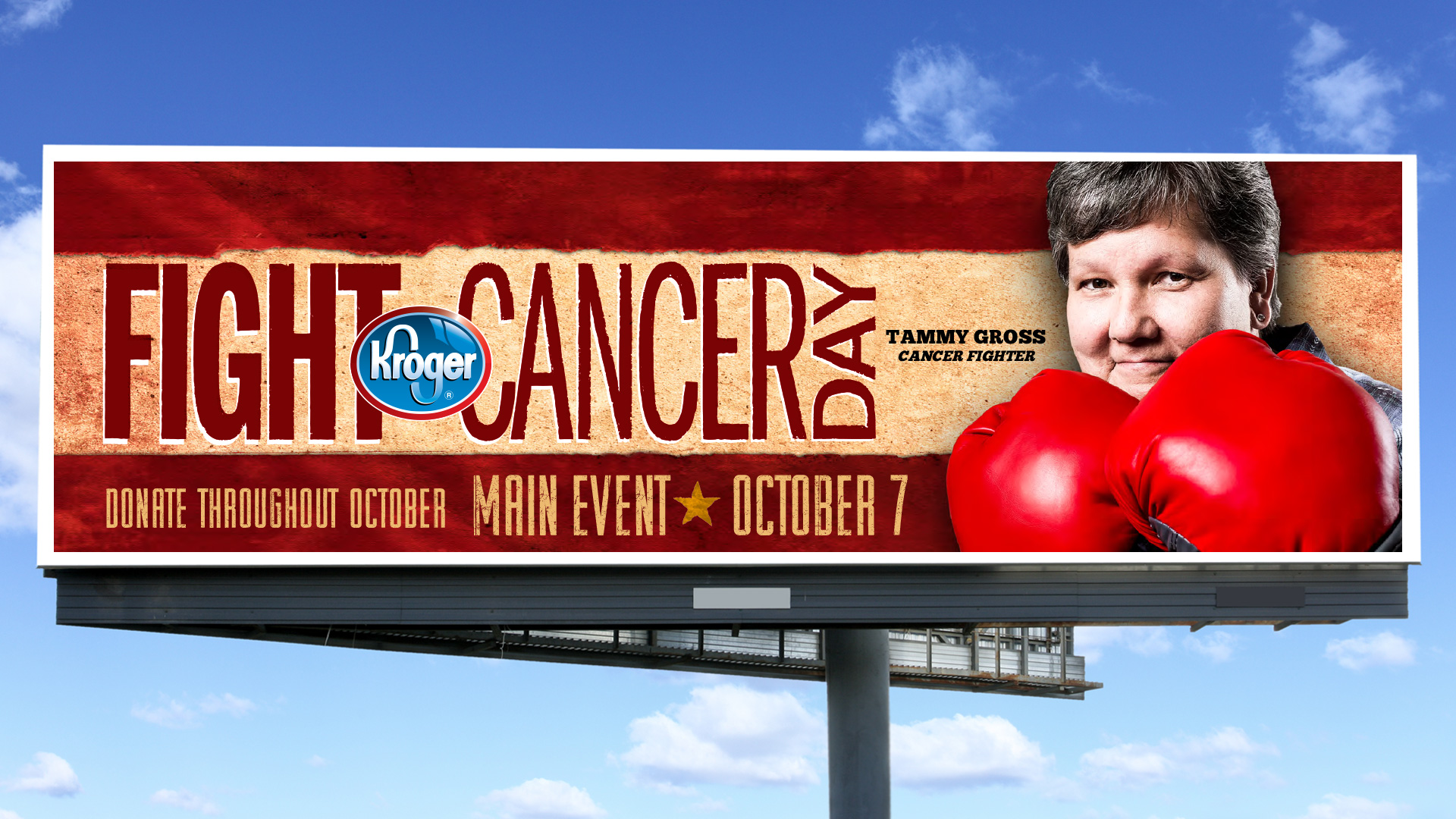 Kroger Billboard