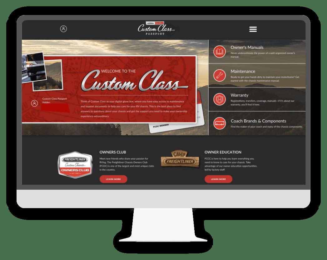 Freightliner Custom Chassis Custom Class website