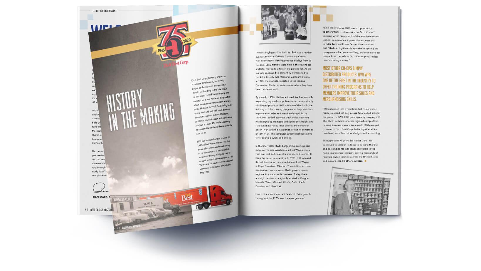 Fall Market Guide Print Magazine