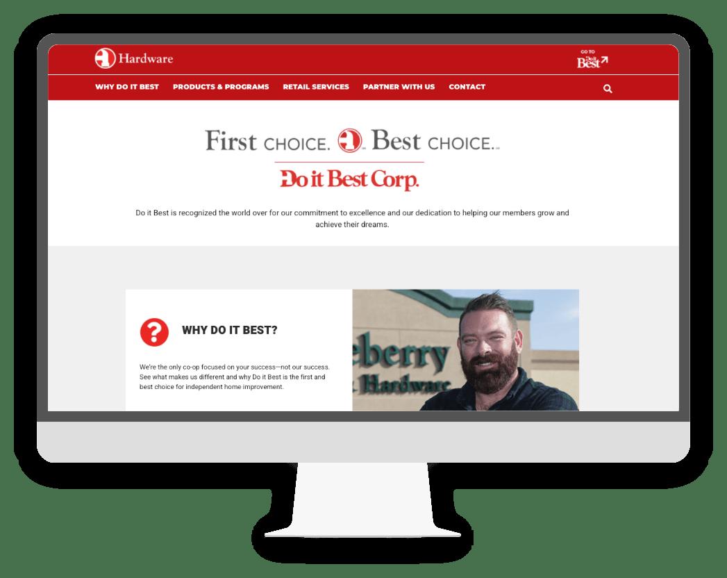 Do it Best Hardware Website