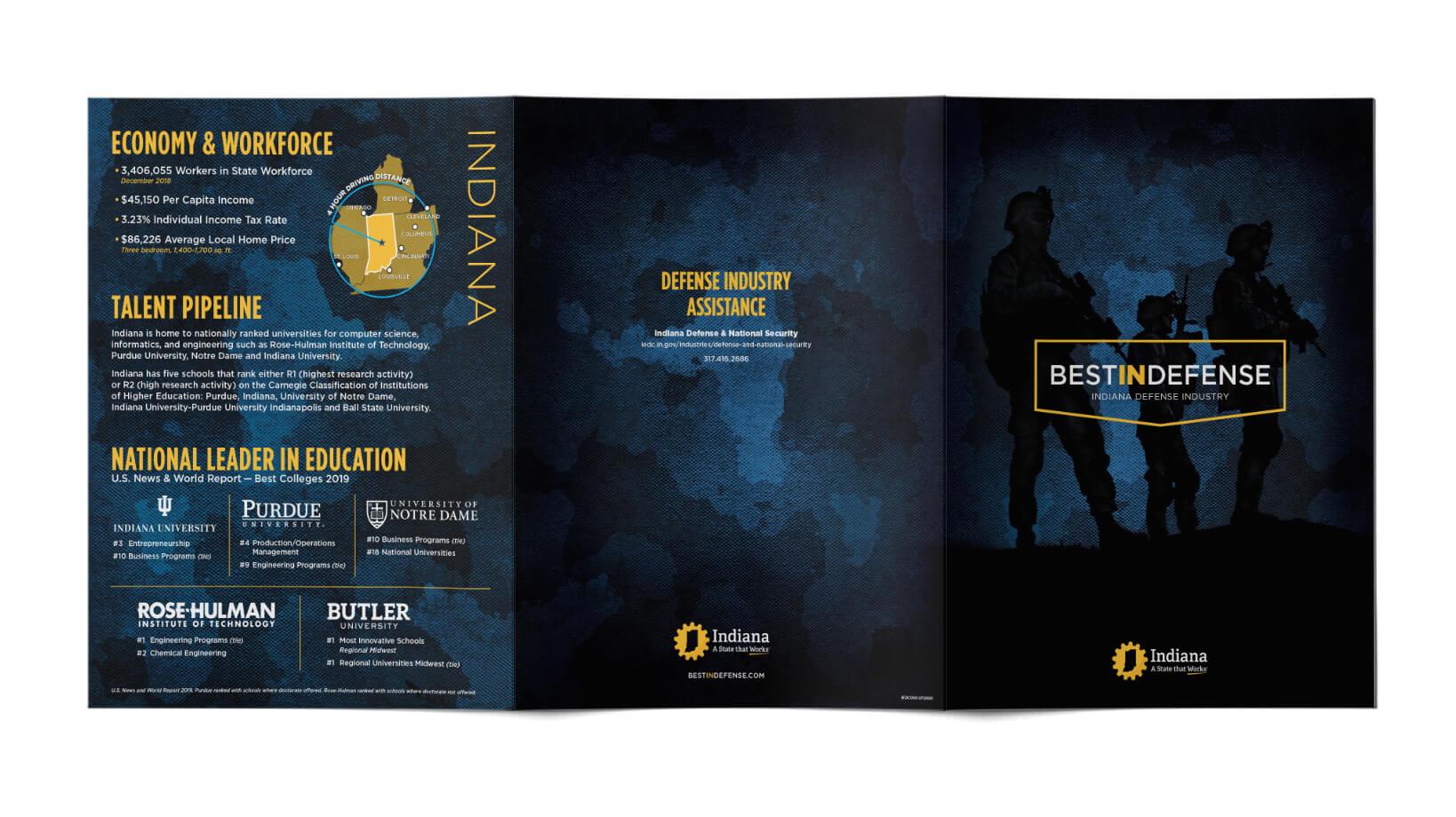 Defense Brochure